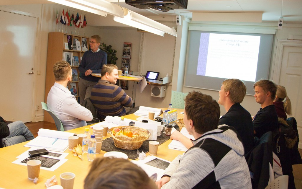 Entreprenedrätt - - Nordic Infracenter