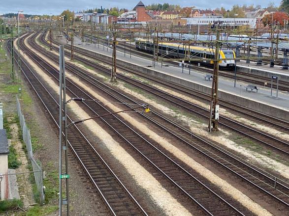 ERTMS uppdrag Nässjö driftplats