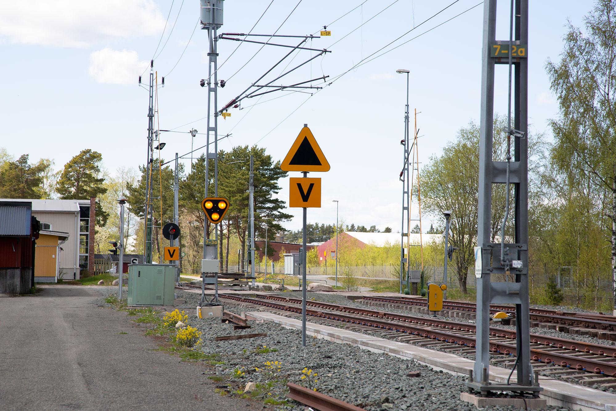 Järnvägsprojektör